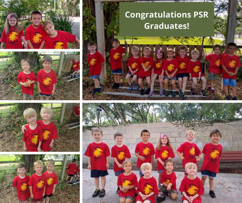Congratulations PSR Graduates!