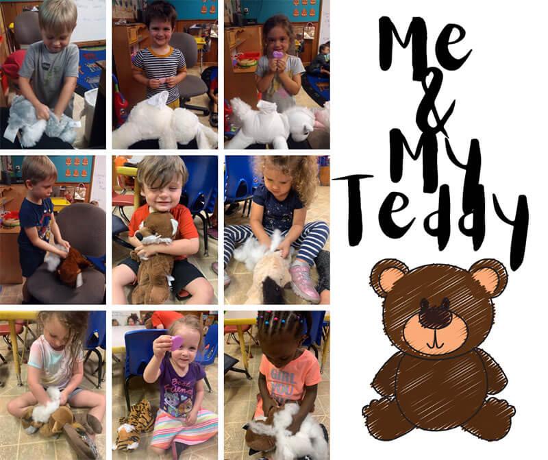 Me & My Teddy